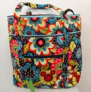 Vera Disney Mickey large tote Flower Shower